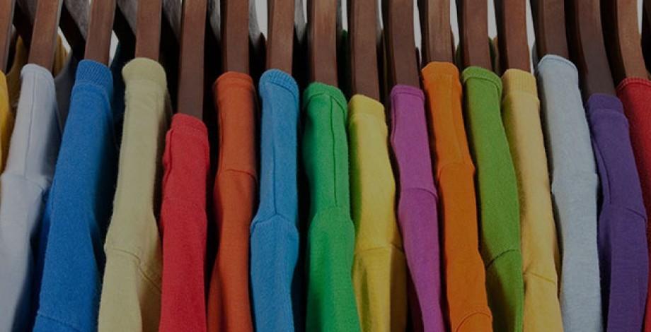 Печать на одежде оптом>