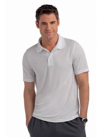 7730 Рубашка поло мужская оптом