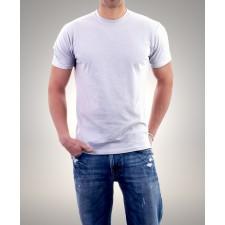 Печать на цветных футболках