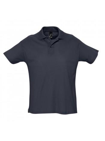 Рубашка поло мужская SUMMER 170 оптом