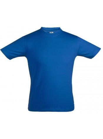 Футболка мужская Unit Stretch 190 ярко-синяя оптом