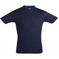 Футболка мужская Unit Stretch 190 темно-синяя