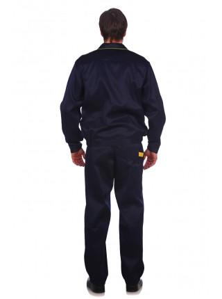 Рабочий костюм Докер 2  темно-синий