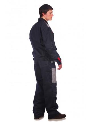 Рабочий костюм Фаворит 2 серый