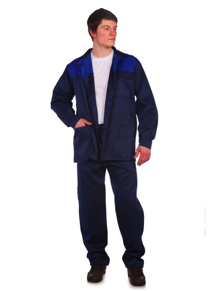 Рабочий костюм Стандарт 1 темно-синий