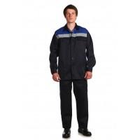 Рабочий костюм Стандарт 1 СОП темно-синий