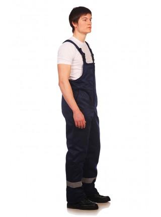 Рабочий костюм Мастер Д СОП темно-синий