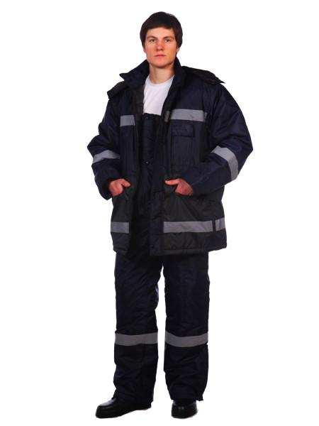 Рабочий костюм Метеор темно-синий