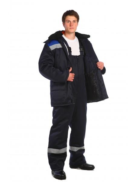 Рабочий костюм Стандарт Гретта темно-синий