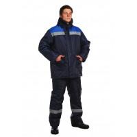 Рабочий костюм Стандарт Оксфорд темно-синий