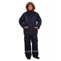 Рабочая куртка Аляска черная