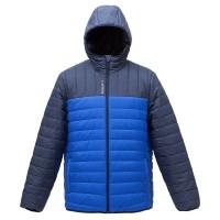 Куртка мужская Outdoor, темно-синяя с ярко-синим