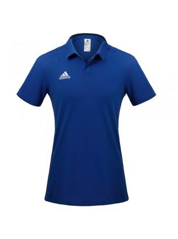 Рубашка-поло Condivo 18 Polo, синяя оптом