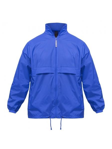 Ветровка Sirocco ярко-синяя