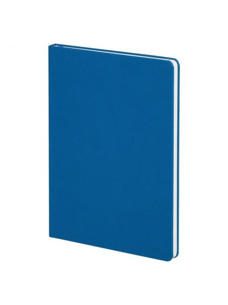 Блокнот Scope, в линейку, голубой