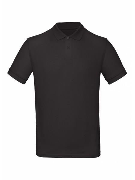 Рубашка поло мужская Inspire черная