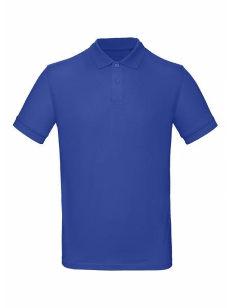 Рубашка поло мужская Inspire синяя