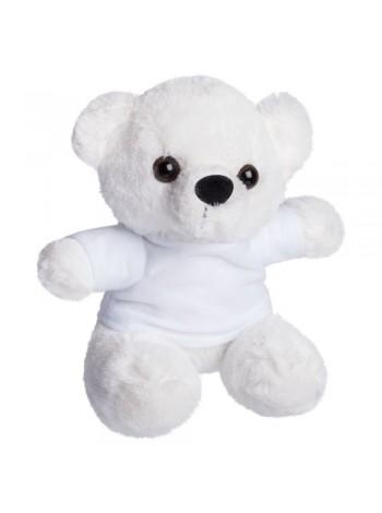 Игрушка «Медвежонок Умка в футболке», белый оптом