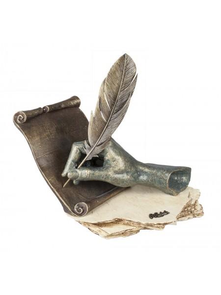 Скульптура «Удачи и процветания!»