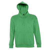 Толстовка с капюшоном SLAM 320, ярко-зеленая