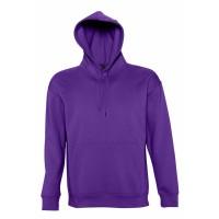 Толстовка с капюшоном SLAM 320, фиолетовая
