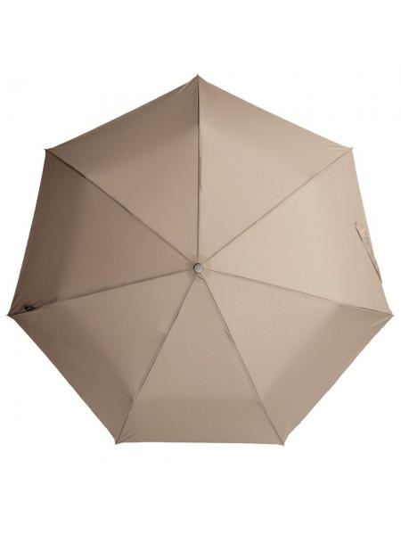 Складной зонт TAKE IT DUO, бежевый