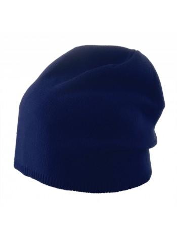Шапка Easy, темно-синяя оптом