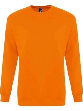 Толстовка SUPREME 280 оранжевая оптом