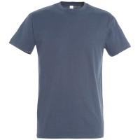 Футболка IMPERIAL 190, синяя (джинс)