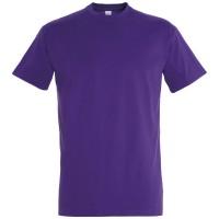 Футболка IMPERIAL 190, темно-фиолетовая