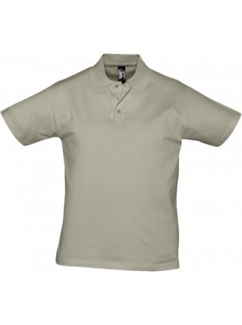 Рубашка поло мужская Prescott Men 170, хаки оптом