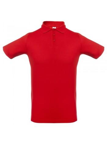 Рубашка поло Virma Light, красная оптом