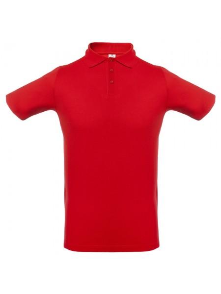Рубашка поло Virma Light, красная