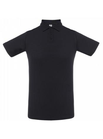 Рубашка поло Virma Light, черная оптом