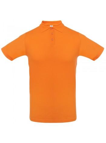 Рубашка поло Virma Light, оранжевая оптом