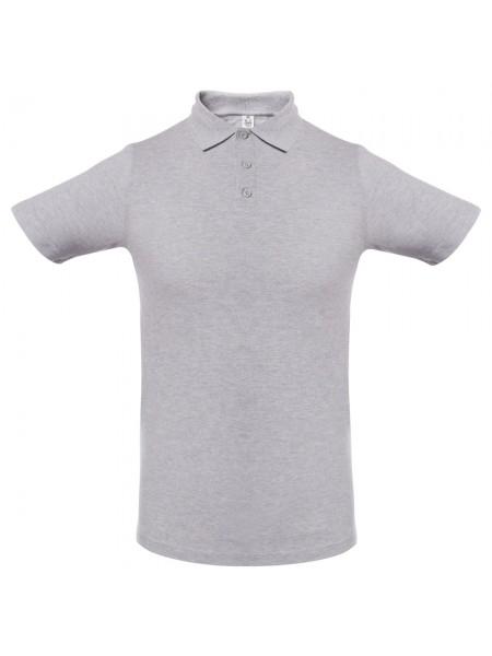 Рубашка поло Virma Light, серый меланж