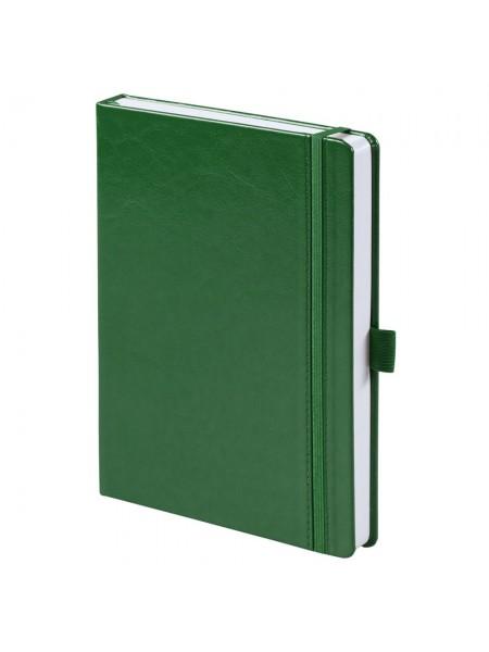 Ежедневник Lyric Classic, недатированный, зеленый