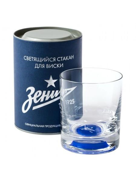 Cветящийся стакан для виски «Зенит»