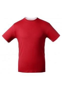Футболка T-bolka Accent, красная