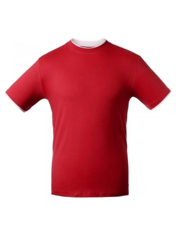 Футболка T-bolka Accent, красная оптом