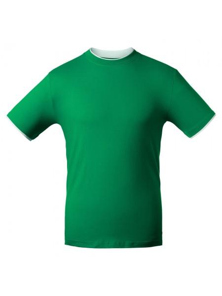 Футболка T-bolka Accent, зеленая