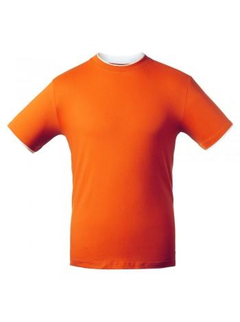 Футболка T-bolka Accent, оранжевая оптом