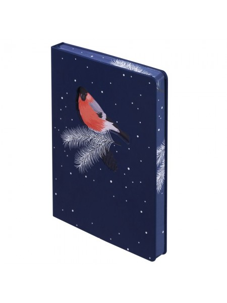 Ежедневник «Снегири», недатированный