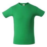 Футболка мужская HEAVY, зеленая