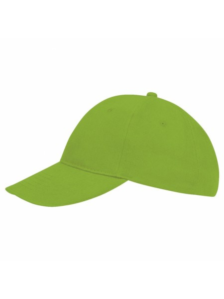 Бейсболка BUFFALO, зеленое яблоко