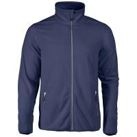 Куртка флисовая мужская TWOHAND темно-синяя