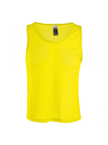 Майка ANFIELD, лимонно-желтая оптом