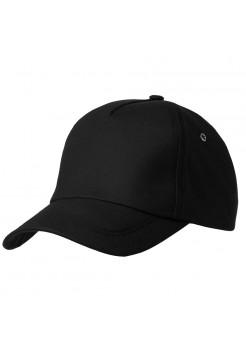 Бейсболка Bizbolka Match, черная