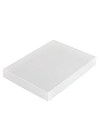 Шарф Bristol в пластиковой коробке, светло-бежевый