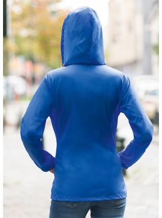 Ветровка женская Sirocco темно-синяя